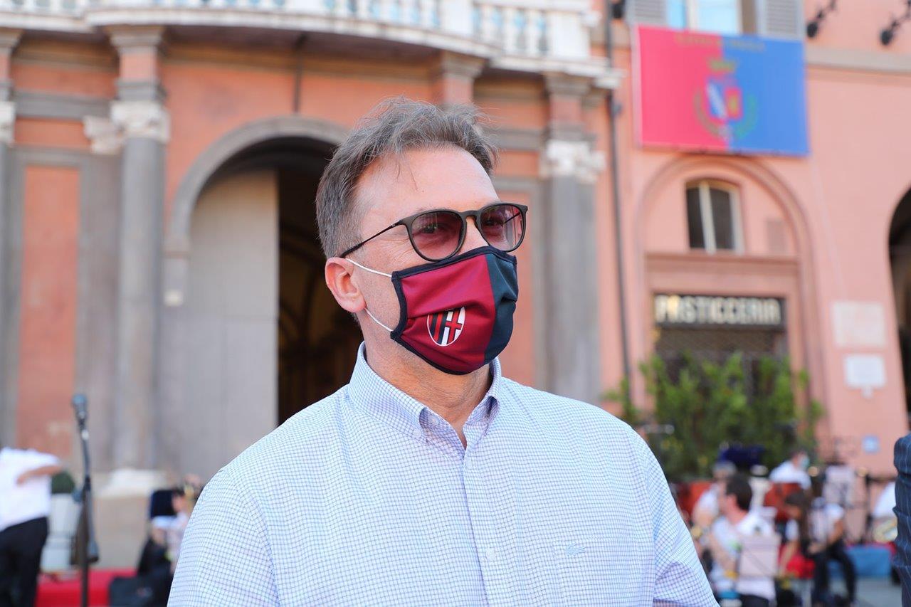 Il Dr Antonio Maestri