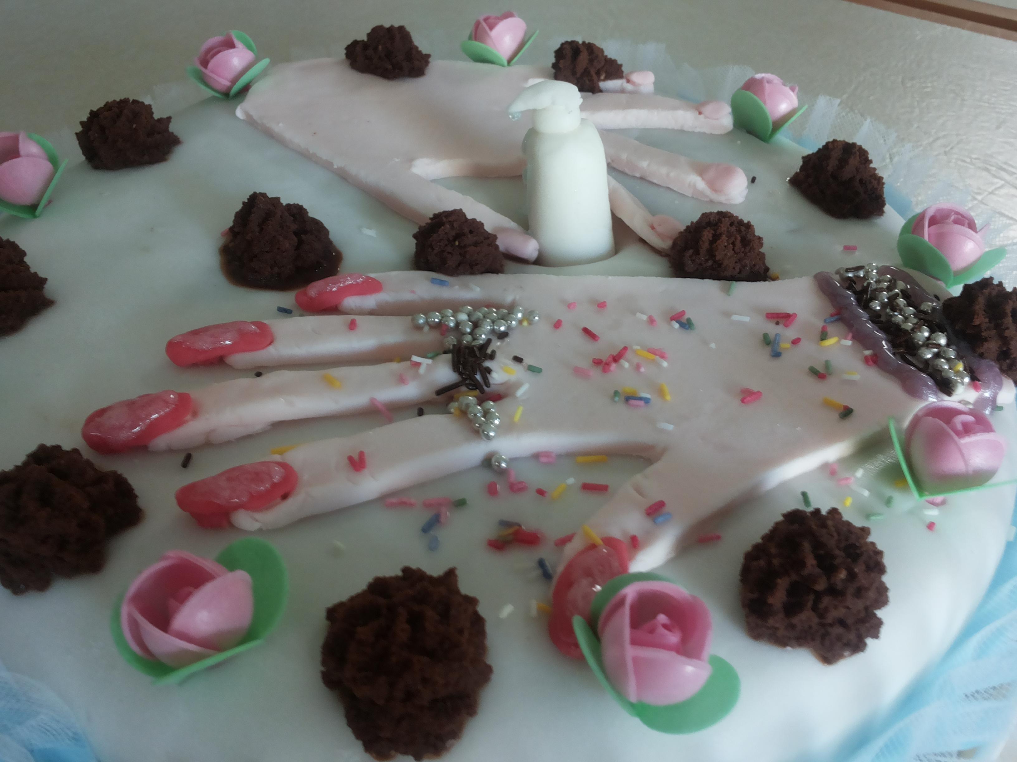 torta n. 4 particolare